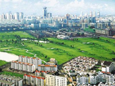 天津开发区泰丰公园