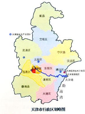 武清-行政区划