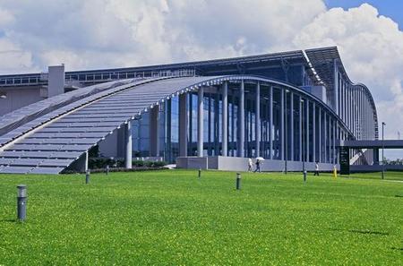 广州车展举办地 广州国际会议展览中心