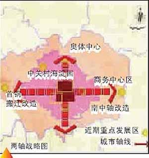北京城市规划修编启动