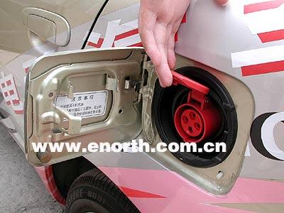 纯电动车控制器-天津电动汽车研究成果显著 3辆样车投入运行