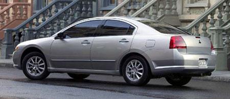 三菱戈蓝可能落户东南汽车 新车将用三菱标志高清图片