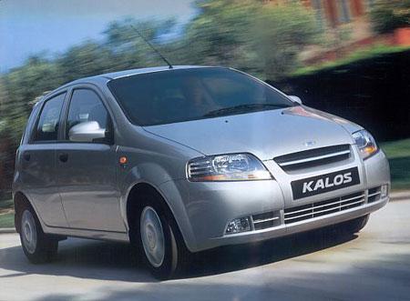 赛欧替代车型基本选定 通用明年初投产卡洛斯