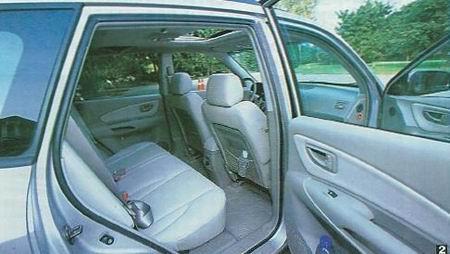 试驾北京现代新SUV 途胜 图高清图片