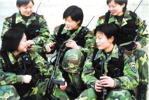 探访中国特警部队 东方反恐劲旅享誉世界 组图图片