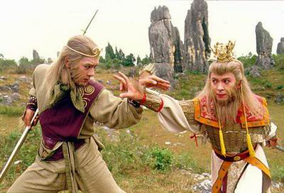 香港剧《天地争霸美猴王》-天地争霸美猴王,西游记