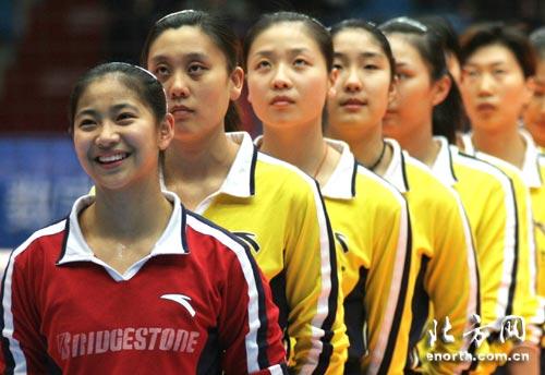 天津女排半决赛对手出炉
