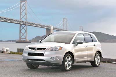 阿库拉新推两款SUV 全新MD X今秋上市 图高清图片