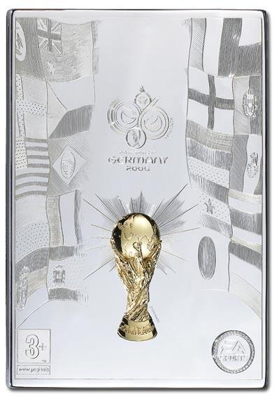 全球最贵游戏 2万英镑 2006 FIFA