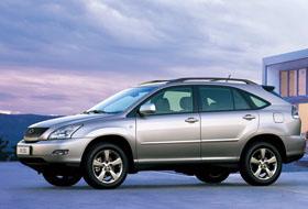 配适越野车型:银灰雷克萨斯LEXUSRX350报价:73万人民币