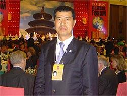 2006胡润百富榜 第39名 李新炎 中国龙工