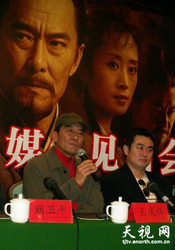 《大宋提刑官2》第二部王庆祥(左)取代何冰出演宋慈