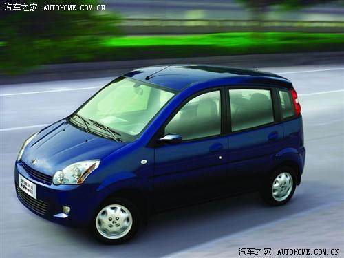 昌河汽车 爱迪尔 ⅱ型 1.4标准型高清图片