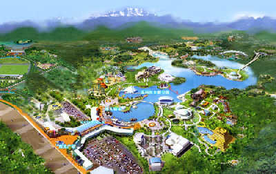乌鲁木齐规划建设西北最大旅游城--北方网-旅游