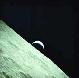 月亮的变化规律-半 地月距离,月球