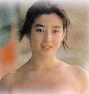 日本女星痛苦减肥