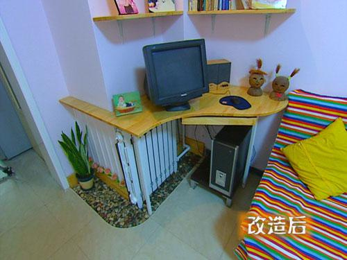 《家居大變身》打造客廳兼兒童房-家居,改造-北方網