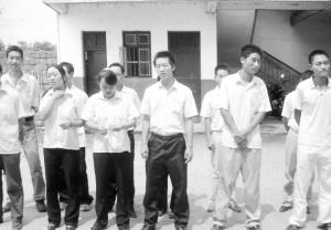 反传销志愿者齐聚天津 民间反传销志愿者在行动