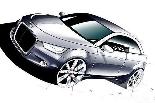 奥迪a1 奔驰a 菲亚特500 mini对比介绍高清图片