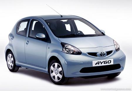 『丰田AYGO和吉利熊猫很像』-08年全部启用新标 吉利新车熊猫首用高清图片