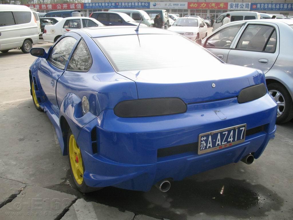 本来就是款   跑车   美人豹   吉利   版   改装   交易高清图片