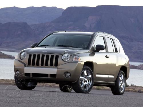 2007年9月15日,吉普一款专为年轻人打造的suv--jeep指南者