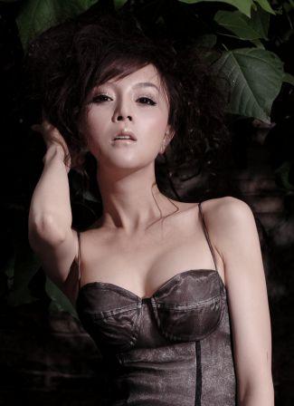 小薇杨光与小薇美国风骚性感美女  竖