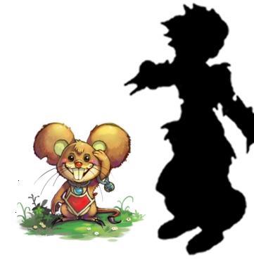 qq自由幻想最可爱的网游宠物只鼠于你