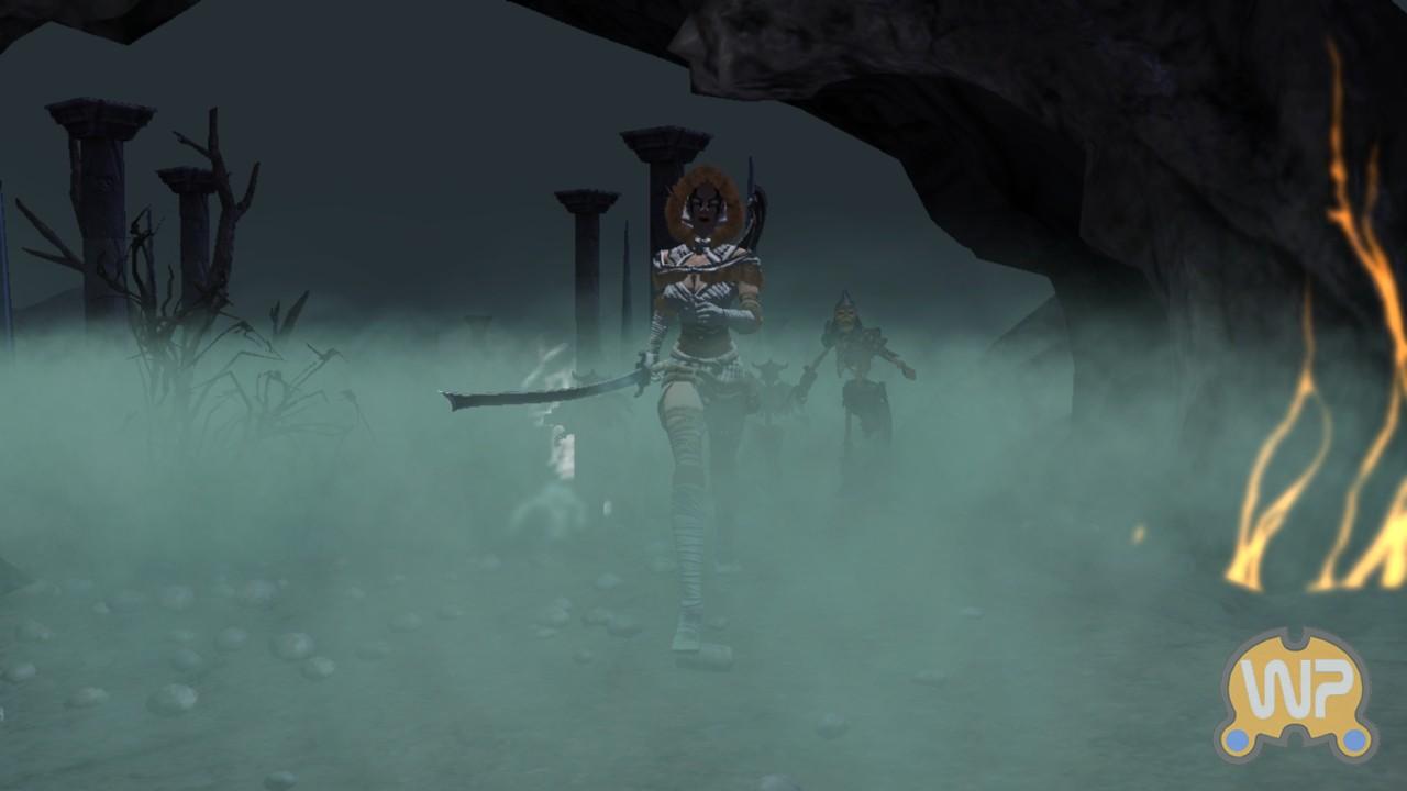 《圣域2:堕落天使》高清新图放出