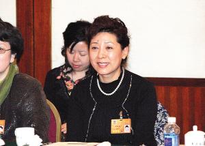 天津委员讨论《政府工作报告》 邢元敏发言-两