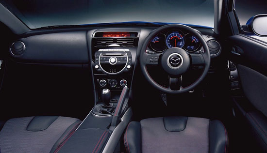 新马自达RX 8日本上市 Type RS版售300万日元高清图片