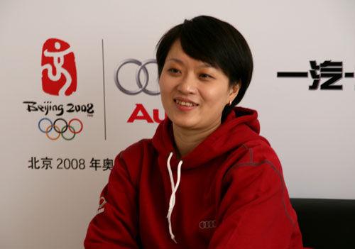 网易汽车专访孔令辉 顾俊 谈谈汽车与奥运