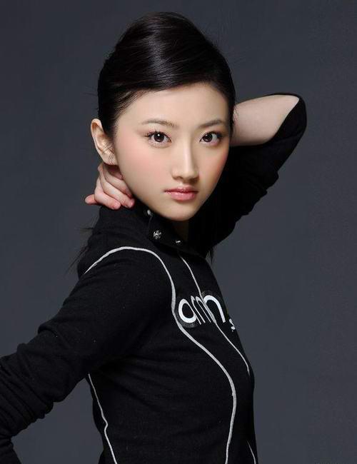 中国第一美女景甜