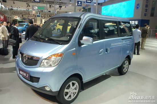 2008北京国际车展评比之 最佳自主品牌车型高清图片