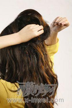 美女发型变身希腊时尚-美女,视频,发型-北方网秀风情美女模特乌克兰图片