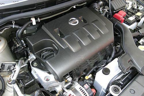 滚动新闻 汽车杂谈 正文  骐达的心脏---hr16de全铝合金发动机,是一款
