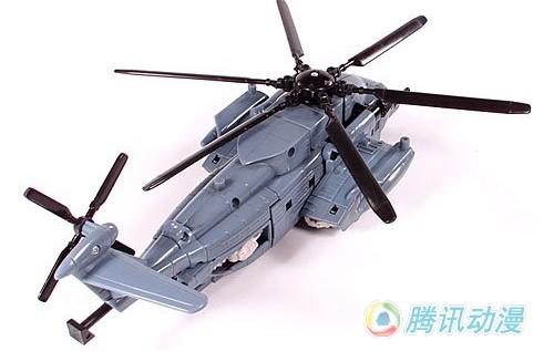 变形金刚电影版玩具——直升飞机!