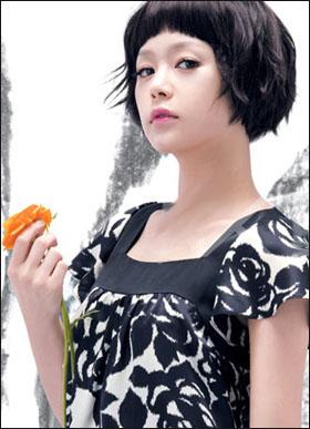日韩女星们为你示10款夏日流行发型,独特的东洋甜美感非常实用图片