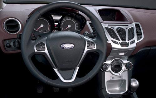 福特新款嘉年华将于2010年初在墨西哥投产 图高清图片