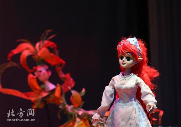 是2006年中国木偶剧院全新创排的年度大戏
