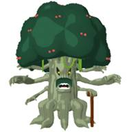 植物 疯狂/》》树灵兽
