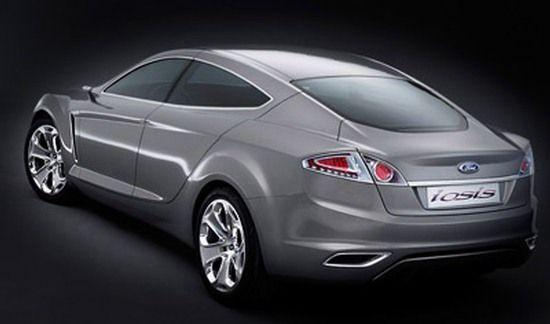 福特visos概念车福特Capri概念车将受到福特visos和iosis概念...