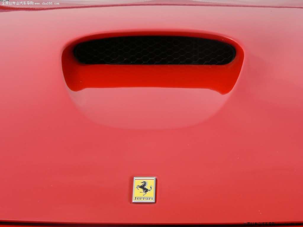 法拉利575M 显身花乡二手市场
