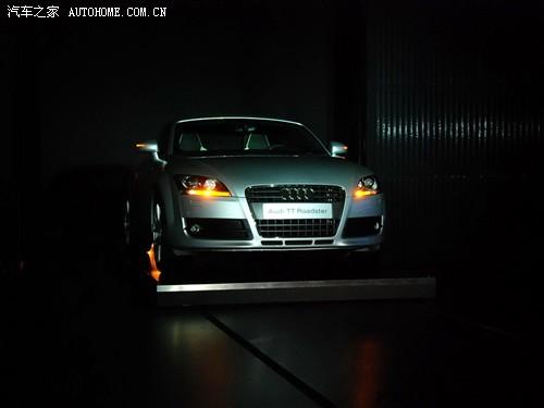 汽车之家 进口奥迪 奥迪tt 08款 roadster 2.0tfsi 高清图片