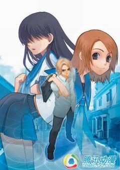 动画 《电波系彼女》/片山宪太郎的又一部轻小说《电波系彼女》宣布动画化,并公布了...