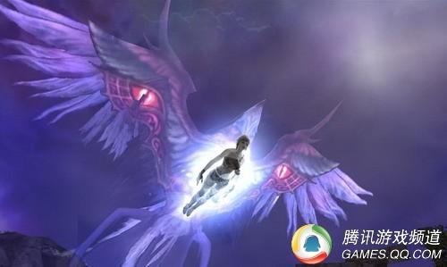永恒之塔天魔飞行对比