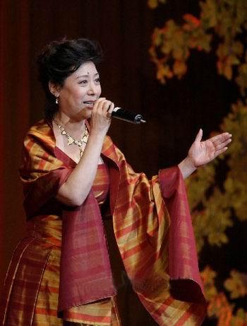 《中国人》一支难忘的歌--关牧村(下)