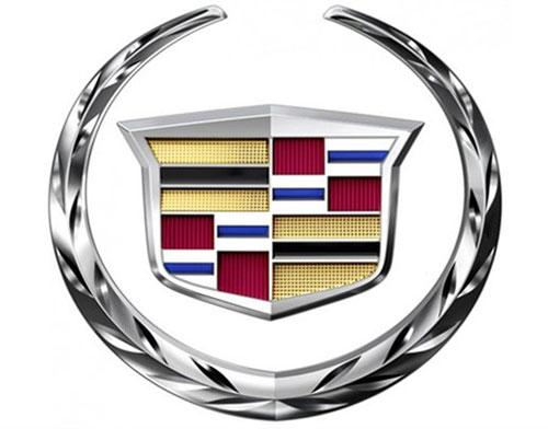 这是全新的凯迪拉克车标高清图片