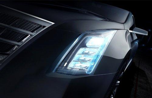 接班现款sts 凯迪拉克将发布xts概念车 高清图片
