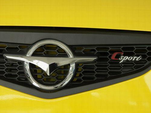 丘比特运动版海马丘比特c sport将亮相北京车展高清图片